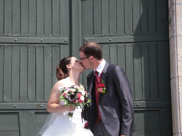 Le mariage de Mathieu et Marie Laure à Fillé, Sarthe 15