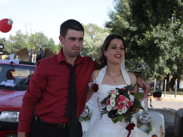 Le mariage de Mathieu et Marie Laure à Fillé, Sarthe 20