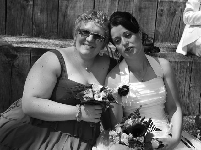 Le mariage de Mathieu et Marie Laure à Fillé, Sarthe 21