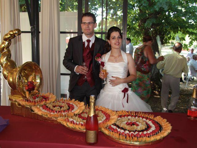 Le mariage de Mathieu et Marie Laure à Fillé, Sarthe 22