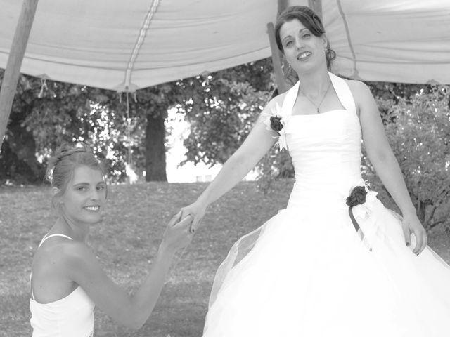 Le mariage de Mathieu et Marie Laure à Fillé, Sarthe 26