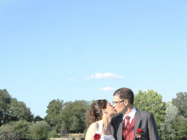 Le mariage de Mathieu et Marie Laure à Fillé, Sarthe 28