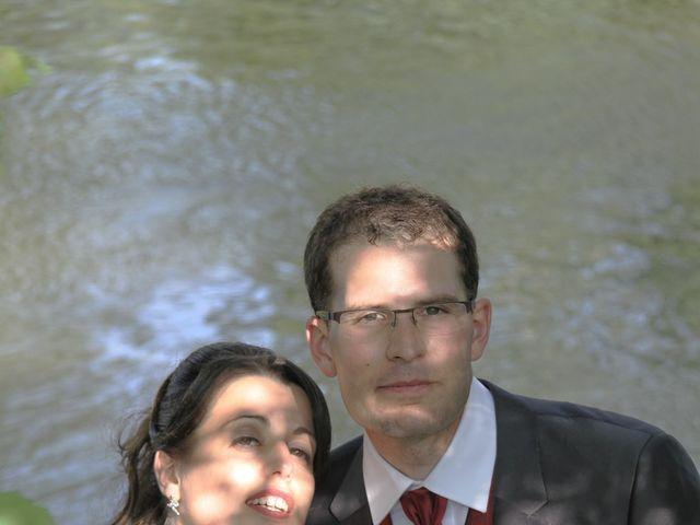 Le mariage de Mathieu et Marie Laure à Fillé, Sarthe 31