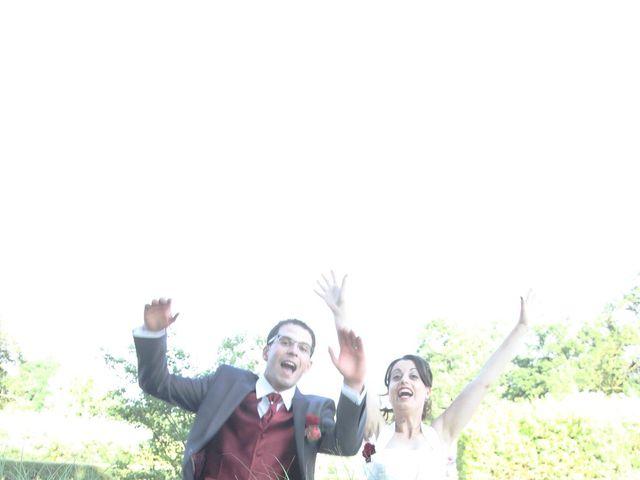 Le mariage de Mathieu et Marie Laure à Fillé, Sarthe 32
