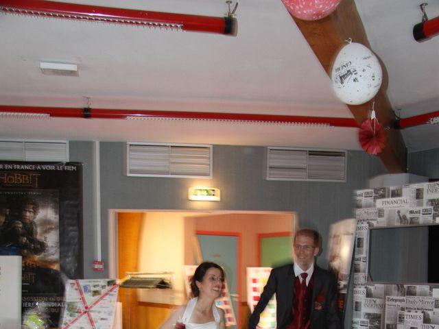 Le mariage de Mathieu et Marie Laure à Fillé, Sarthe 34