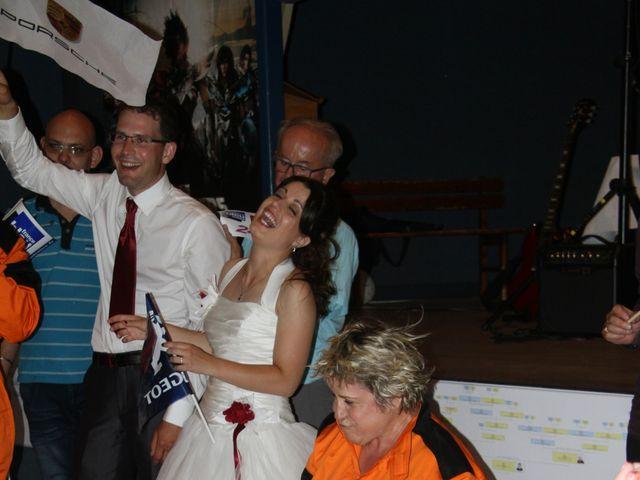 Le mariage de Mathieu et Marie Laure à Fillé, Sarthe 42