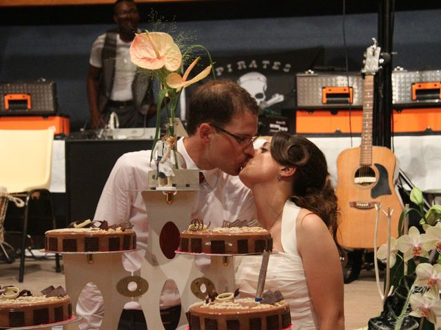 Le mariage de Mathieu et Marie Laure à Fillé, Sarthe 44