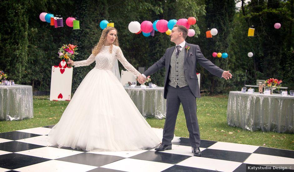 Le mariage de Sean et Zara à Saint-Pargoire, Hérault