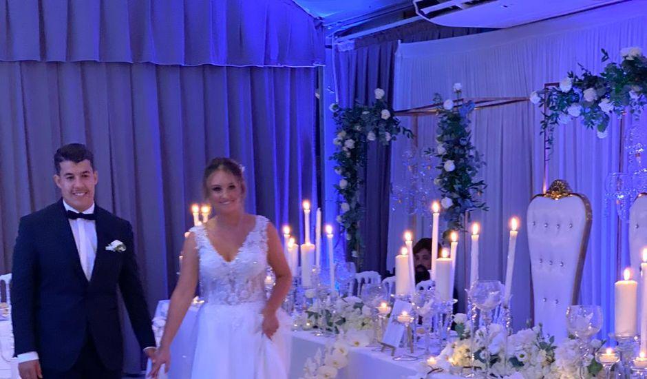 Le mariage de Kader et Justine à Solliès-Pont, Var