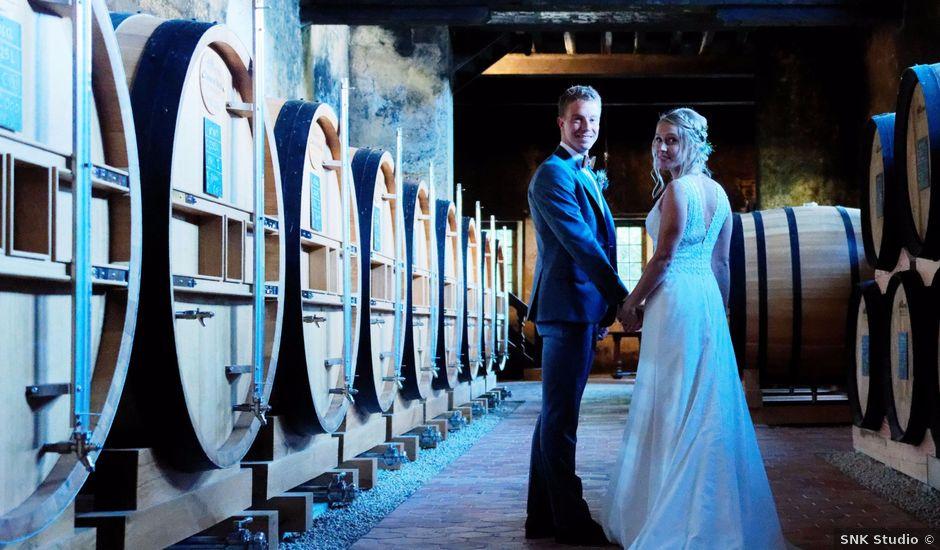 Le mariage de Romain et Julie à Saint-Hymer, Calvados