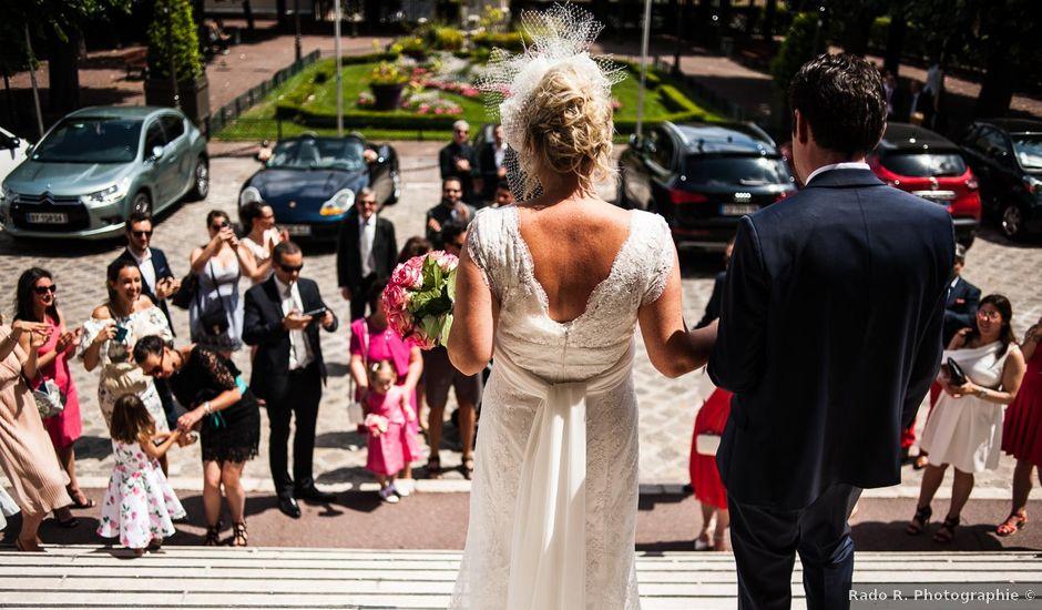 Le mariage de Rhys et Sophie à Saint-Cloud, Hauts-de-Seine