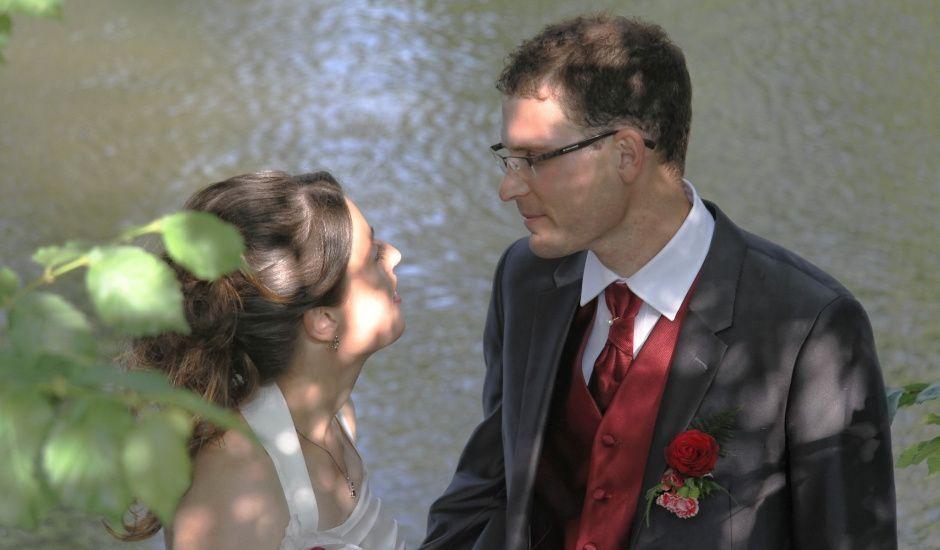 Le mariage de Mathieu et Marie Laure à Fillé, Sarthe