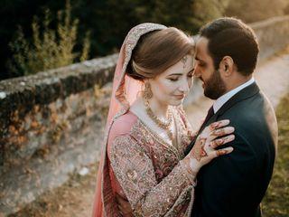 Le mariage de Sandra et Hassan 1