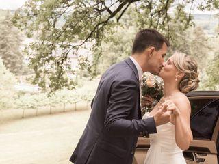 Le mariage de Anne-Laure et Marc-Eric 1