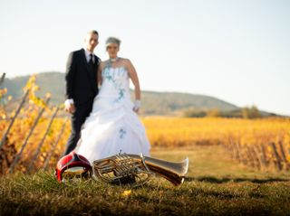 Le mariage de Céline et Valentin