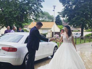 Le mariage de Cindy et Michaël