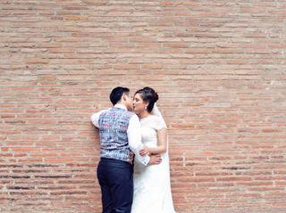 Le mariage de Jade et Fernando