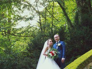 Le mariage de Olivia et Alban