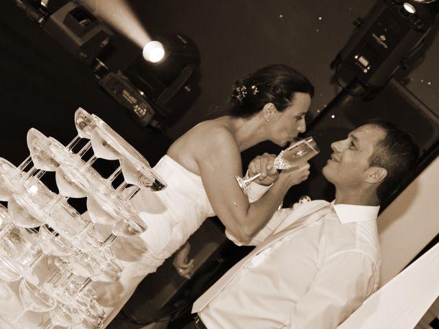 Le mariage de Corinne et Vincent