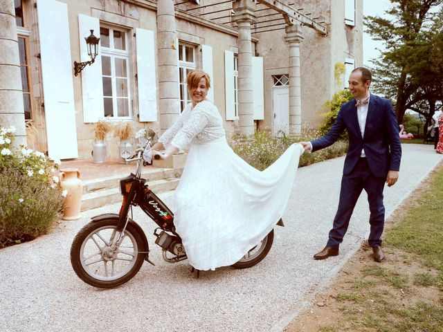 Le mariage de Nicolas et Anne à Salles-sur-l'Hers, Aude 1