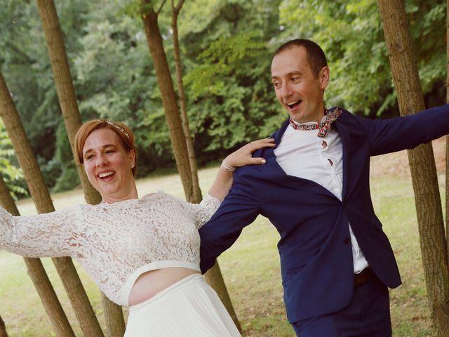 Le mariage de Nicolas et Anne à Salles-sur-l'Hers, Aude 33