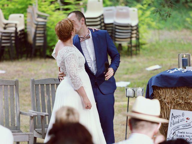 Le mariage de Nicolas et Anne à Salles-sur-l'Hers, Aude 45