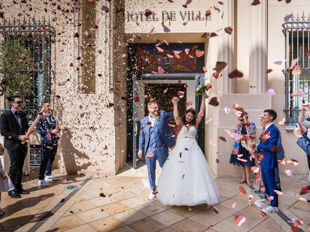 Le mariage de Vincent et Coralie à Nice, Alpes-Maritimes 15