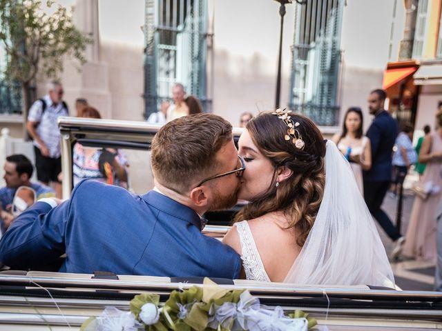 Le mariage de Vincent et Coralie à Nice, Alpes-Maritimes 16