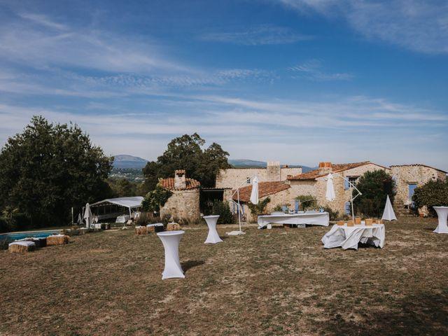 Le mariage de Vincent et Coralie à Nice, Alpes-Maritimes 34