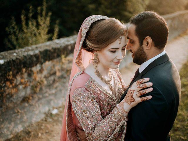 Le mariage de Hassan et Sandra à Villiers-le-Bel, Val-d'Oise 1