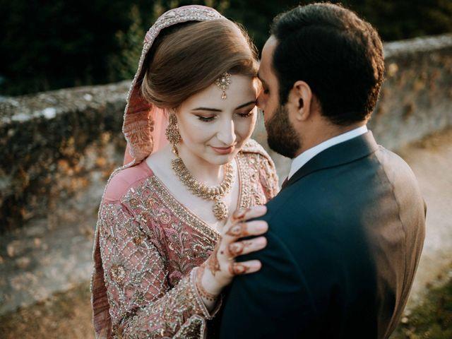 Le mariage de Sandra et Hassan