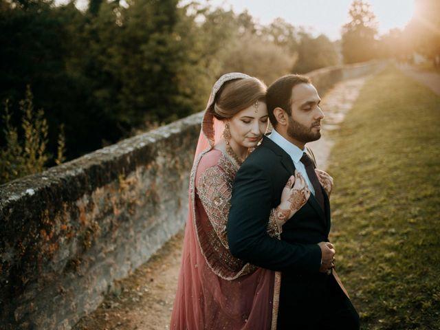 Le mariage de Hassan et Sandra à Villiers-le-Bel, Val-d'Oise 4