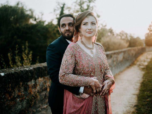 Le mariage de Hassan et Sandra à Villiers-le-Bel, Val-d'Oise 6
