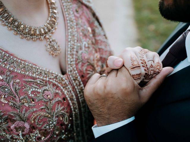 Le mariage de Hassan et Sandra à Villiers-le-Bel, Val-d'Oise 9