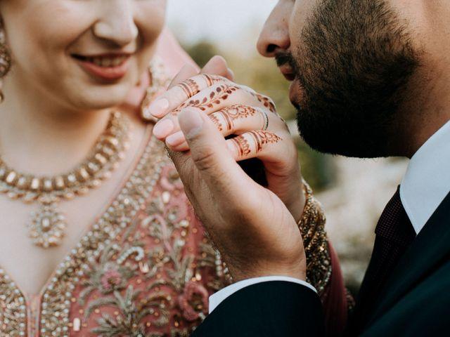 Le mariage de Hassan et Sandra à Villiers-le-Bel, Val-d'Oise 11