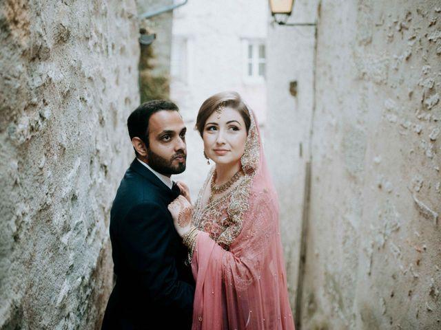 Le mariage de Hassan et Sandra à Villiers-le-Bel, Val-d'Oise 12