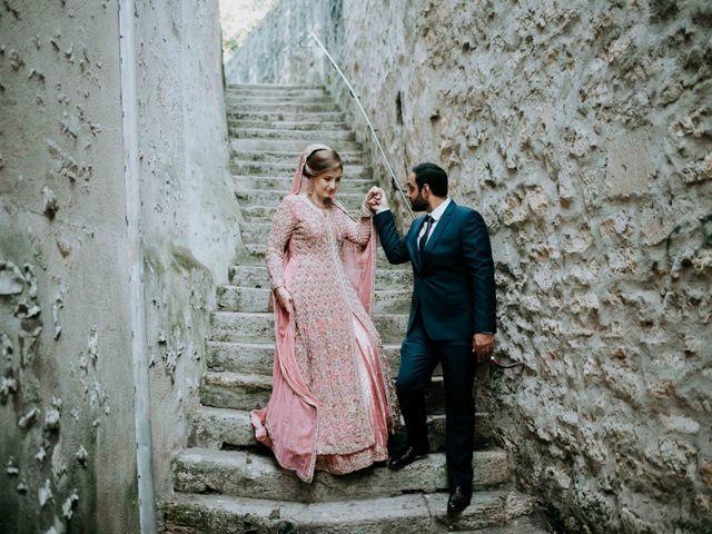 Le mariage de Hassan et Sandra à Villiers-le-Bel, Val-d'Oise 15