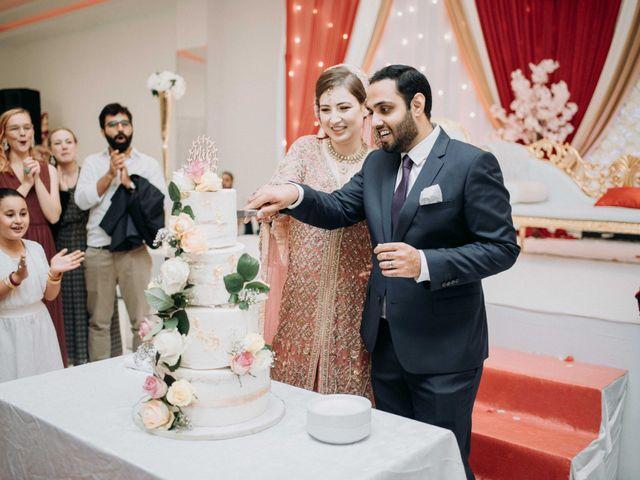 Le mariage de Hassan et Sandra à Villiers-le-Bel, Val-d'Oise 41