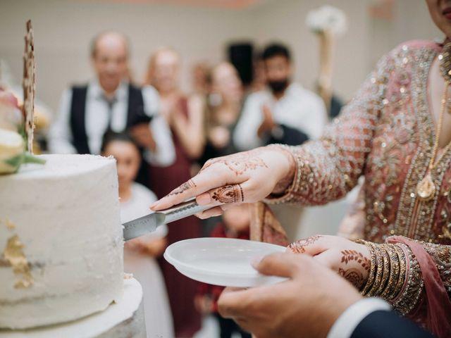Le mariage de Hassan et Sandra à Villiers-le-Bel, Val-d'Oise 42