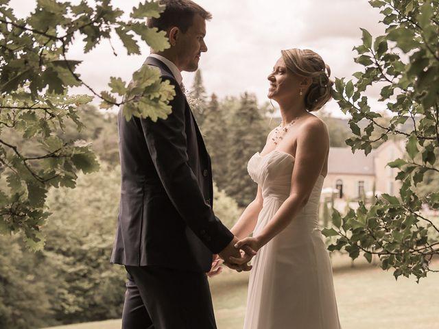 Le mariage de Anne-Laure et Marc-Eric