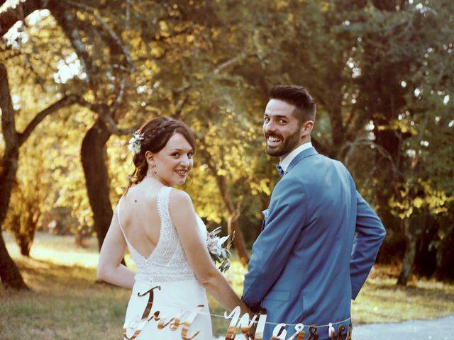 Le mariage de Maxime et Elodie à Castres, Tarn 1