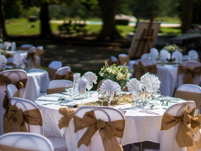 Le mariage de Kevin et Marjorie à Saint-Benoit, Alpes-de-Haute-Provence 6