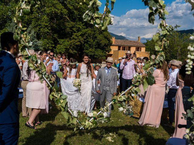 Le mariage de Kevin et Marjorie à Saint-Benoit, Alpes-de-Haute-Provence 7