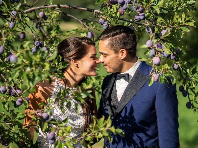 Le mariage de Kevin et Marjorie à Saint-Benoit, Alpes-de-Haute-Provence 11