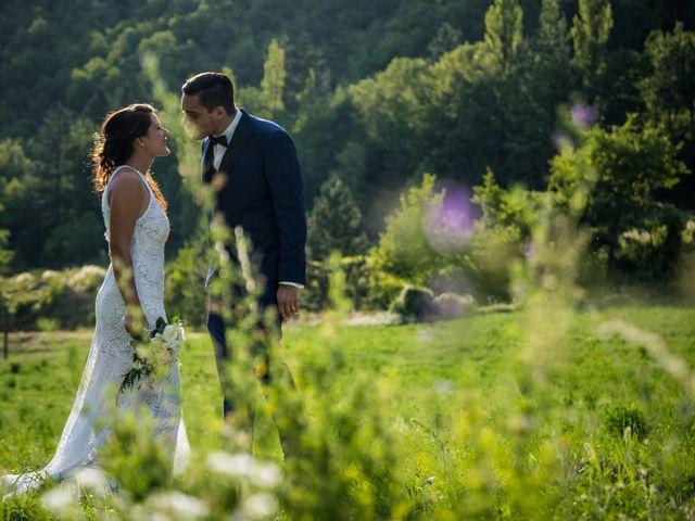 Le mariage de Kevin et Marjorie à Saint-Benoit, Alpes-de-Haute-Provence 13