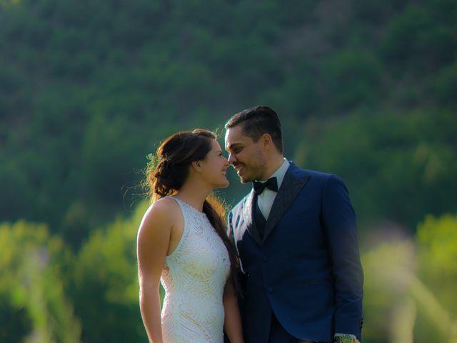 Le mariage de Kevin et Marjorie à Saint-Benoit, Alpes-de-Haute-Provence 14