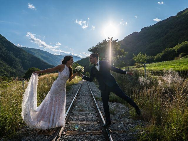 Le mariage de Kevin et Marjorie à Saint-Benoit, Alpes-de-Haute-Provence 22