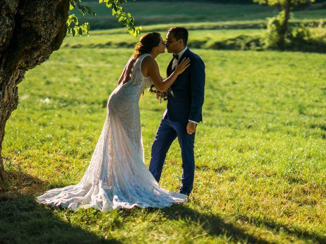 Le mariage de Kevin et Marjorie à Saint-Benoit, Alpes-de-Haute-Provence 35