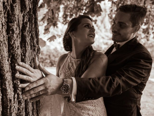 Le mariage de Kevin et Marjorie à Saint-Benoit, Alpes-de-Haute-Provence 36