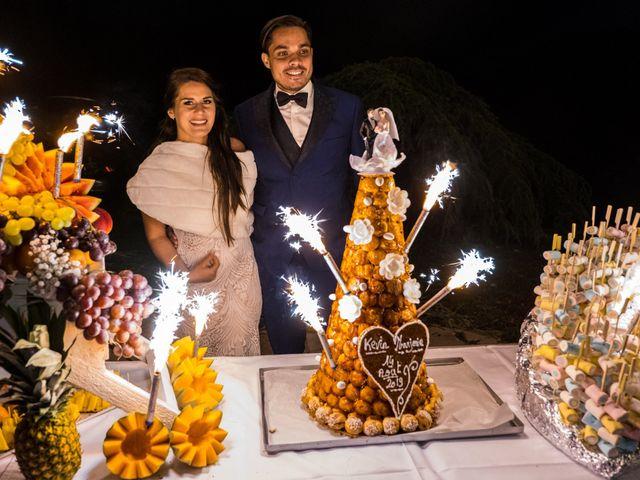 Le mariage de Kevin et Marjorie à Saint-Benoit, Alpes-de-Haute-Provence 39
